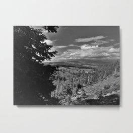 mountainside Metal Print