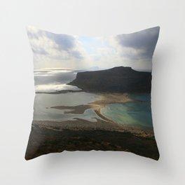 Crete, Greece 3 Throw Pillow