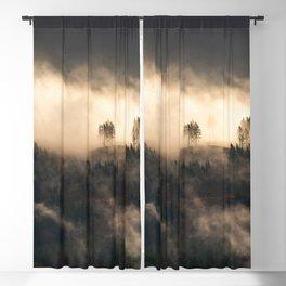 A Beautiful Destruction Blackout Curtain