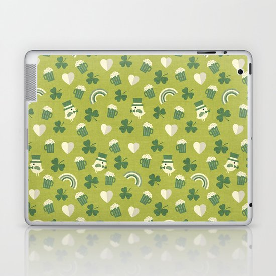 TOP O' THE MORNIN' Laptop & iPad Skin