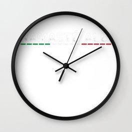Francesco Gabbani - Occidentali's Karma [2017, Italy][namaste] Wall Clock