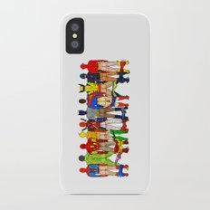 Superhero Butts LV Slim Case iPhone X