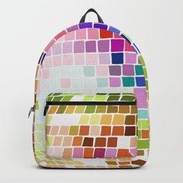Disco Ball – Rainbow Backpack
