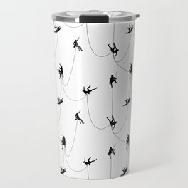 Invasion of the rock climbers Travel Mug