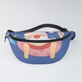 Drink & be merry Fanny Pack