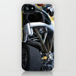 Ford GT40 | Streets of Elkhart Lake iPhone Case