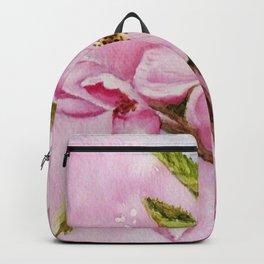 Pink Spring Blossoms Backpack