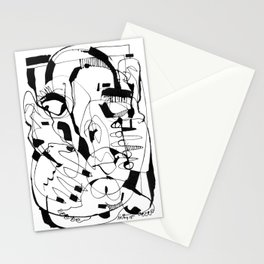 Sitting With The Moment Stationery Cards