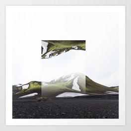 Solitude.  Art Print