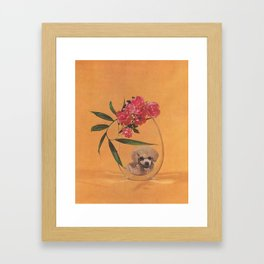 I Can't See Any Reason To Complain Framed Art Print