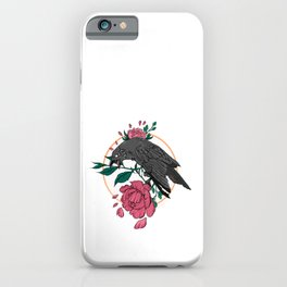 Forever More iPhone Case