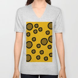 Holey Moley Unisex V-Neck