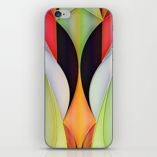 Merry Everything iPhone & iPod Skin