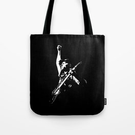 Guitar Legend Tote Bag