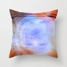 Mirage - OPPOSITES LOVE Throw Pillow