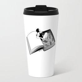 Drenched through my mind Travel Mug