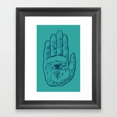ISY Framed Art Print