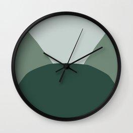 Deyoung Eucalyptus Wall Clock