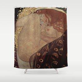 Klimt Shower Curtains