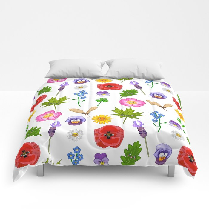 Nature collection Comforters