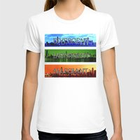 divergent T-shirts featuring Divergent by All Things M