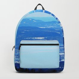 Coastal Villages and Windmills Backpack
