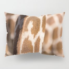 Giraffe on Giraffe Pillow Sham