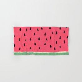 Watermelon / Sandia Hand & Bath Towel