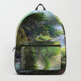 Magical Forest Stream Backpack