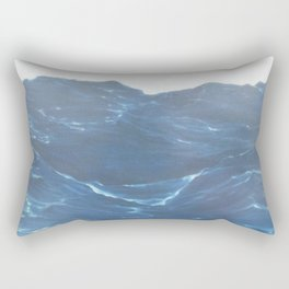 Becalm Rectangular Pillow