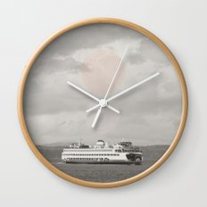 Sound Ferry Wall Clock