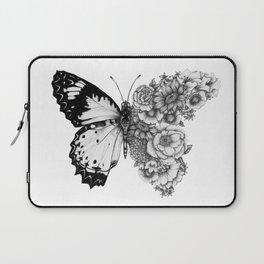 Butterfly in Bloom Laptop Sleeve