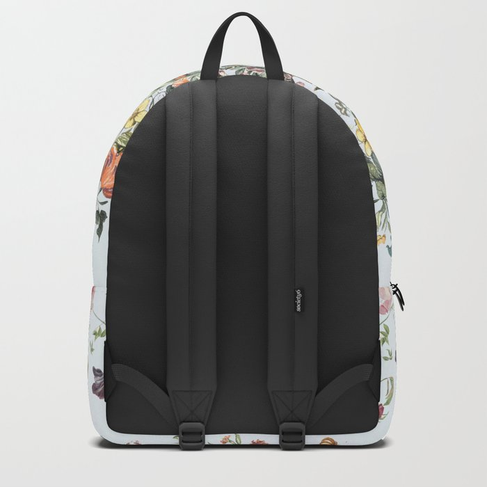 Circle of Life Blue Backpack