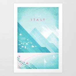 Italy Kunstdrucke