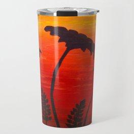 Texas Sunset Travel Mug