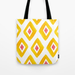 Yellow Illustration, Red and Yellow, Summer Viber, Home Decor, Bath Mat, iPhone Case Tote Bag