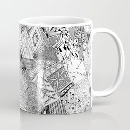 Krayenhoff Pattern Coffee Mug