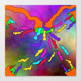 Abstract 33 Canvas Print