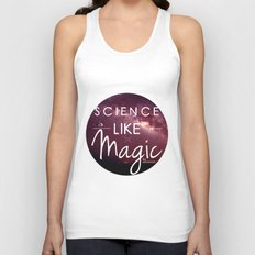 Science is Magic Unisex Tank Top