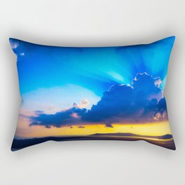 Angel sky Rectangular Pillow