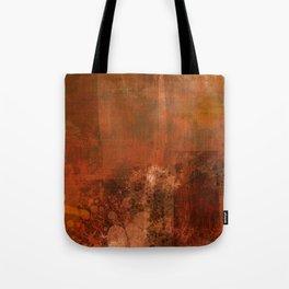Organic rust Tote Bag
