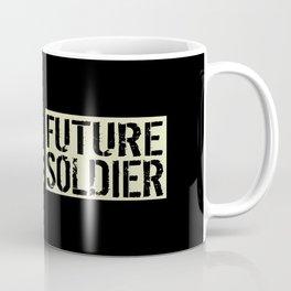 Future Soldier (Black Flag) Coffee Mug