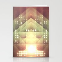 dreamer Stationery Cards featuring Dreamer by Jesse Rather