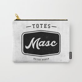 Totes Masc - Vintage Carry-All Pouch