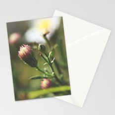 Closed Petals Stationery Cards