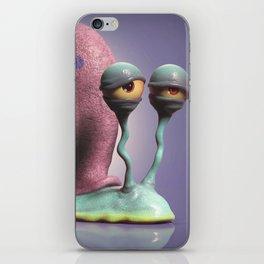 Gary the Snail iPhone Skin