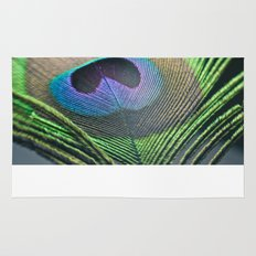 Peacock Eye Rug