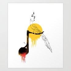 ADARNA Art Print