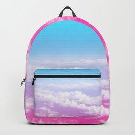 Pink Summer Flight Backpack
