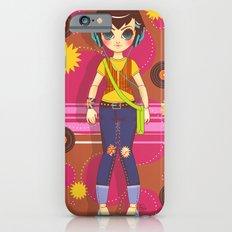 Radio Girl Slim Case iPhone 6s